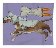 Bone Commander Fleece Blanket
