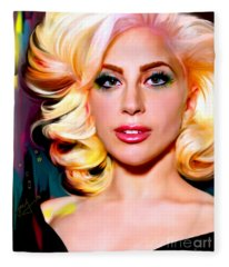 Born This Way, Lady Gaga Fleece Blanket