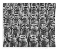 Bottles Fleece Blanket