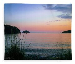 Bowman Bay Fleece Blanket