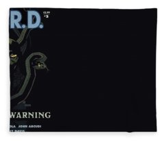 B.p.r.d. Fleece Blanket