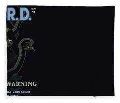 B.p.r.d. Fleece Blanket