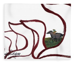 Bracha Nf1-135 Fleece Blanket