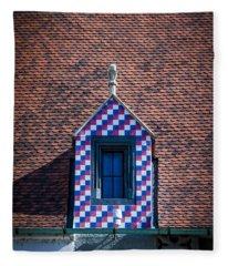Bratislava Fleece Blanket