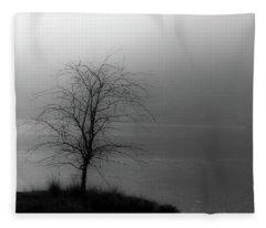 Break Through Fleece Blanket