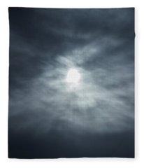 Breakthrough Sky Fleece Blanket