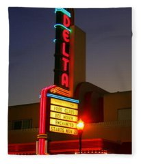 Brentwood Theatre Fleece Blanket