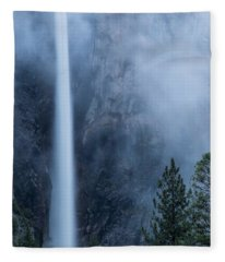 Bridalveil Falls Fleece Blanket