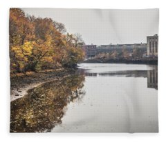 Bridgeport Factory Fleece Blanket