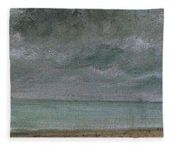 Brighton Beach Fleece Blanket