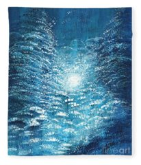 Brite Nite Fleece Blanket