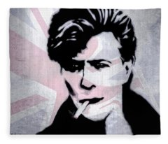 British Rock Fleece Blanket