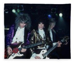 Britny Fox Live Fleece Blanket
