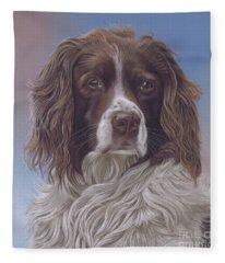 Brodie Fleece Blanket