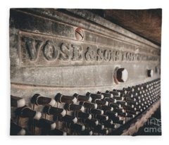 Broken Piano Fleece Blanket