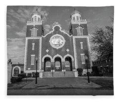 Brown Chapel African Methodist Episcopal Church Fleece Blanket