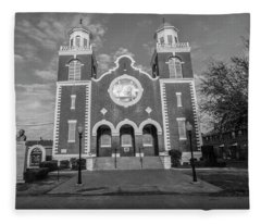 Brown Chapel African Methodist Episcopal Church Fleece Blanket