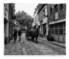 Bruges Bw5 Fleece Blanket