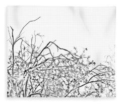 Brush Fleece Blanket
