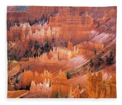 Bryce Glow Fleece Blanket