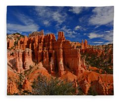 Bryce Hoodoos 2 Fleece Blanket