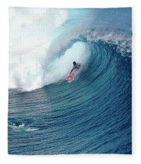 Bue Drainer - Tahiti Fleece Blanket