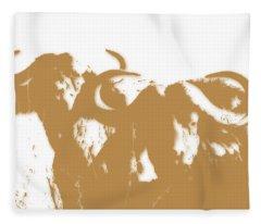 Buffalo 3 Fleece Blanket