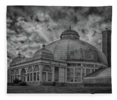 Buffalo Botanical Gardens #2229 Fleece Blanket