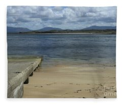 Bullsmouth Slipway Fleece Blanket