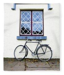 Bunratty Bike Fleece Blanket
