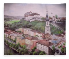 Burhausen Fleece Blanket