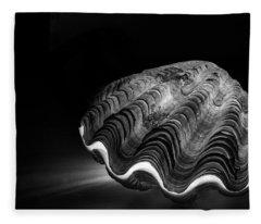Burning Core, Dead Shell Fleece Blanket