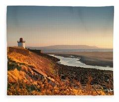 Burry Port 9 Fleece Blanket