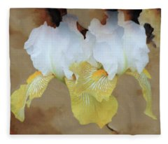 Burth Cloudy Paper Fleece Blanket