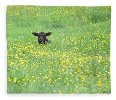 Buttercup Fleece Blanket