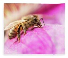 Buzz Fleece Blanket