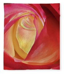 By Any Other Name Fleece Blanket