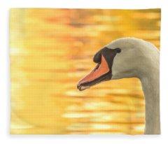 By Dawn's Light Fleece Blanket