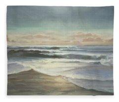 By Moonlight Fleece Blanket