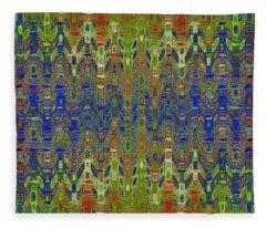 C. Medley Fleece Blanket