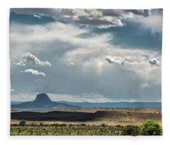 Cabezon Peak Fleece Blanket
