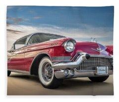 Cadillac Jack Fleece Blanket