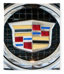 Cadillac Quality Fleece Blanket