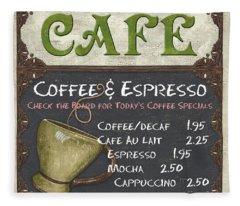Espresso Fleece Blankets