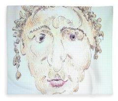 Caius Lividicus Fleece Blanket