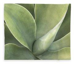 Cali Agave Fleece Blanket