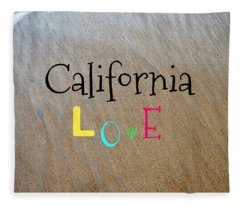 Cali Love Fleece Blanket