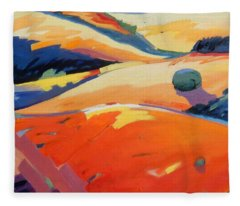 California Brillance  Fleece Blanket