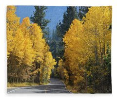 California Gold Fleece Blanket