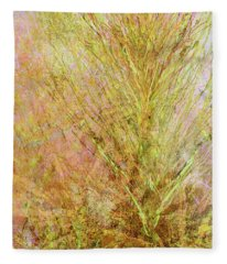 California Spring Fleece Blanket
